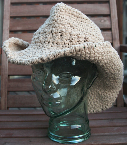 Knitting Pattern Cowboy Hat : Trans-craft-inental: Yeehaw!