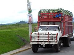 Viajero cansado. (javier madrigal3) Tags: car truck coche motor camin vehculo jmadrigal