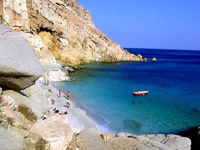 playa cãladas grecia