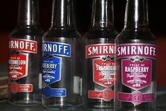smirnoff (kristel1023) Tags: strawberry watermelon blueberry alcohol raspberry vodka smirnoff flavors