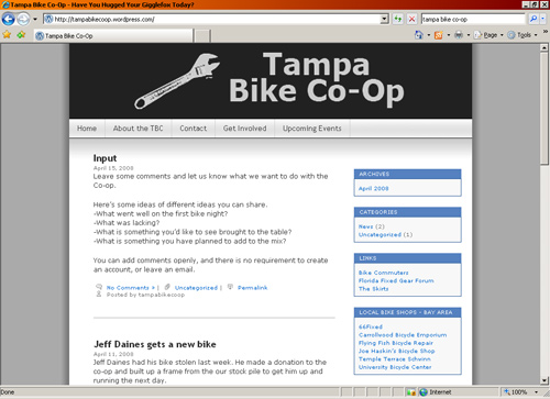 Tampa Bike Co-op
