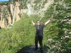 Conquering the world (sotoz) Tags: water falls kozani kataraktes velvento metoxi aliakmonas belbento