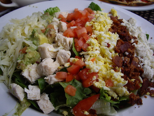 Cobb Salad at Bexley Monk