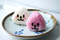 Charaben - my first time (..) Tags: cute cooking lunch diy yummy nikon rice character onigiri nikkor  f28 bendo d300 1755mm  charaben
