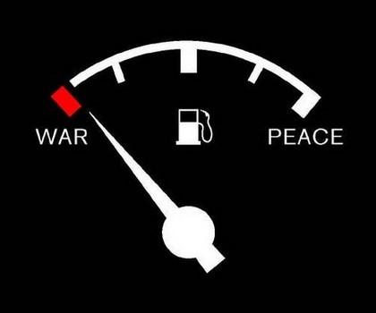 全球石油每桶漲到將130美元