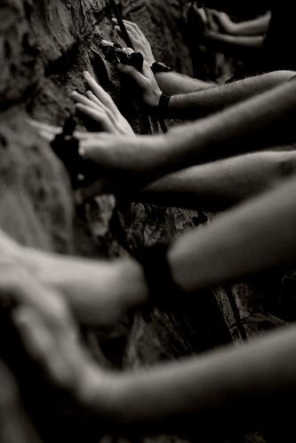 Les mains des 20 Kilomètreurs