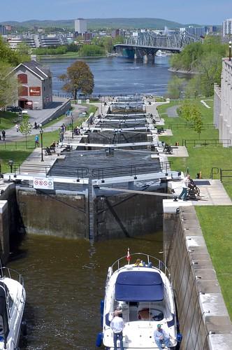 116:365 Rideau Canal locks
