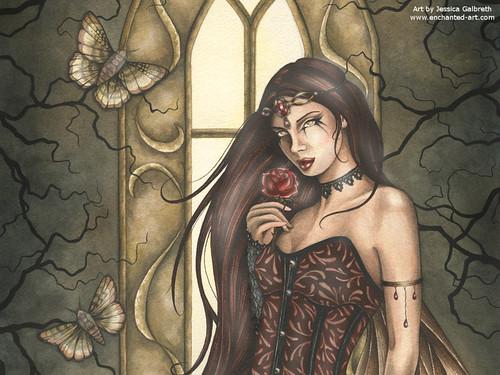 Renaissance Rose by Jessica Galbreth