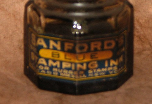Vintage Ink Bottle 002