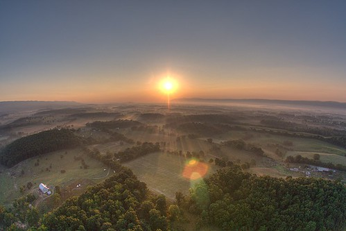 Shenandoah Valley Sunrise