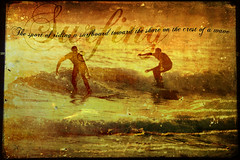 Surfing UK - The Dictionary of Image (s0ulsurfing) Tags: ocean light sunset shadow sea people sun sunlight seascape men art beach water silhouette sport illustration photoshop downs fun island evening bay design coast graphicdesign twilight artwork surf waves play sundown graphic bright image artistic dusk compton surfer board shoreline creative wave manipulation ps surfing dirt spots creation coastal shore isleofwight surfboard longboard definition surfers coastline layers rollers dust noise hanover swell isle olas dictionary humans wight 2007 longboarding beachbreak comptonbay longboarders s0ulsurfing diamondclassphotographer thedictionaryofimage