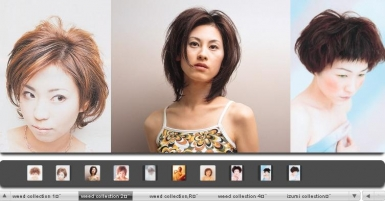Japanese ladies hairstyles