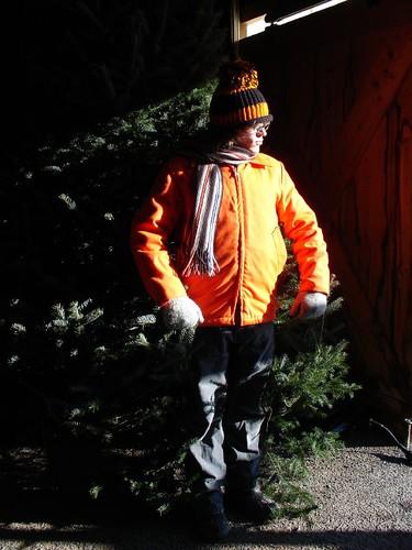 Measuring the Christmas tree