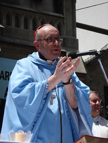 8-12-2007 Apertura Jubileo Parroquial - 150 años del Acontecimiento mariano en Lourdes