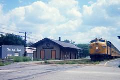 Maywood Depot