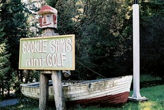 Sookie Sam's mini-golf