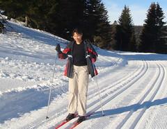 Doreen at La Vattay