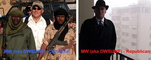 MW Democrat - MW Republican