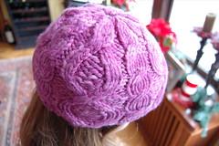 unoriginal hat (junkdrawer) Tags: knitting forchristmas