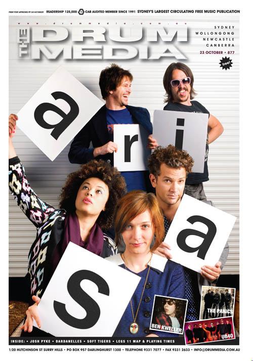 arias cover