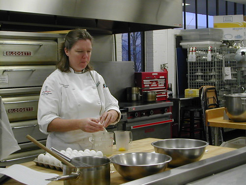 Virginia Olson, Chef & Teacher