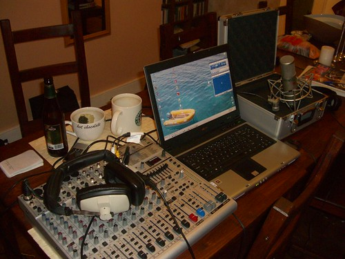 2008-11-12 Professional Recording Studio