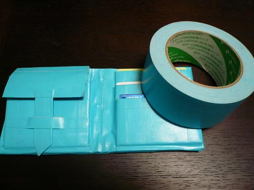 ガムテープ財布03
