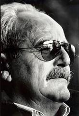 Big Moustache and Cool Glasses - A Portrait (Mohav [Trafficante di Sarde]) Tags: portrait blackandwhite darkroom glasses moustache ilfordhp5 ritratto biancoenero rayban occhiali baffi cameraoscura bnritratto ritrattidiof