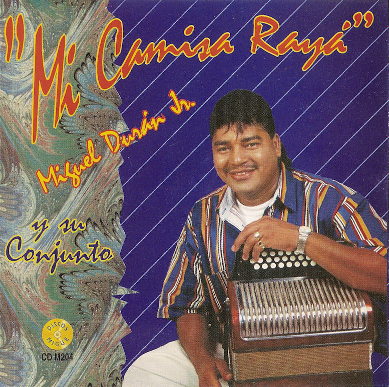 Música Vallenata: MIGUEL DURAN JR.