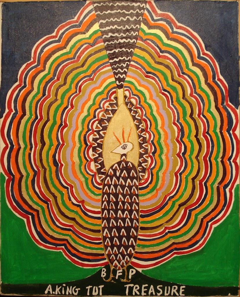 B. F. Perkins - A King Tut Treasure (c. 1990)