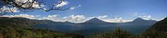 Lago Atitln, Panajachel (anita gt) Tags: new panorama lake lago guatemala 7 atitlan panoramica volcanoes sanpedro wonders toliman panajachel guate solola mywinners flickrgt