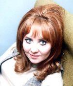 Scottish singer Lulu