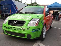 Citroen C2 - Rally Andora 2008