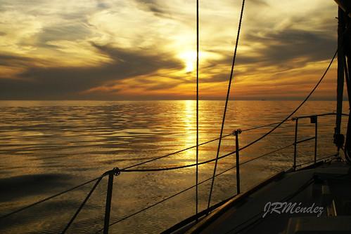 Navegando sobre oro