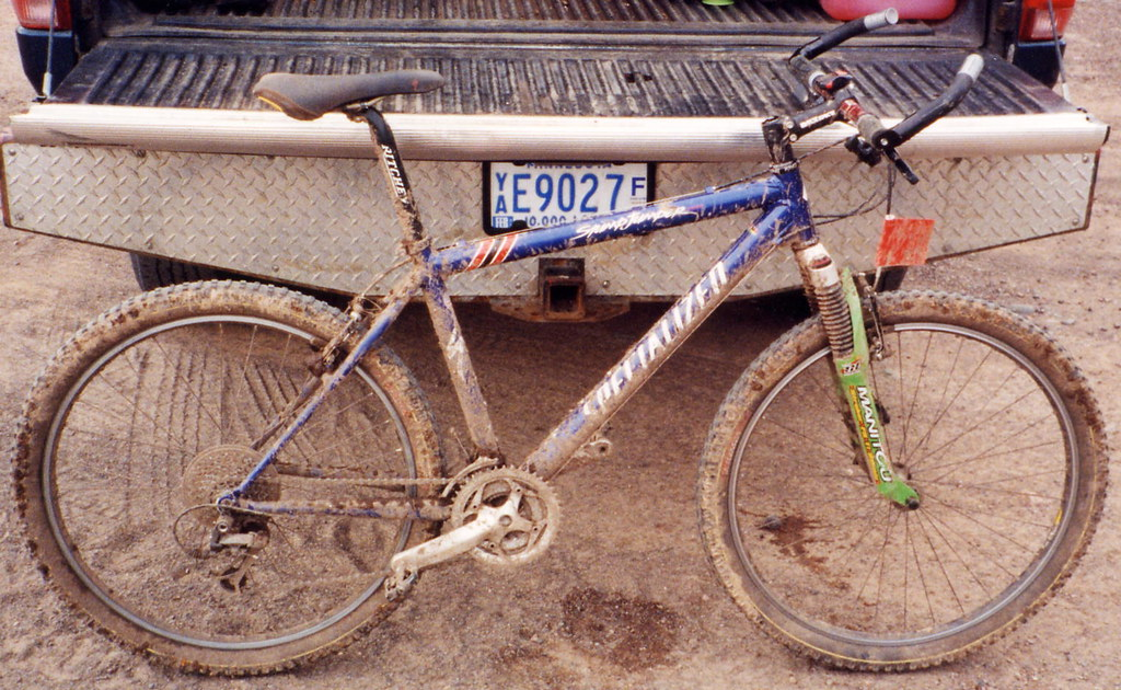 1999 Specialized Stumpjumper Comp