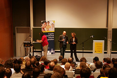 Richard M. Stallman in Jena