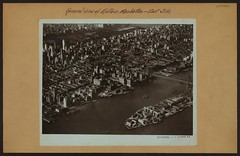 Aerial view, 1931 Midtown Manhattan and Welfare Is. (Olde New York) Tags: rooseveltisland blackwellsisland welfareisland