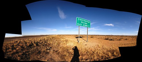 Continental Divide, New Mexico, USA