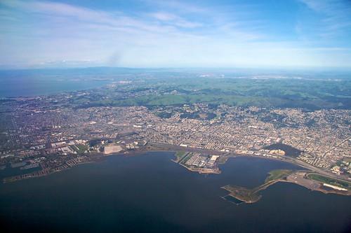 Richmond From Sky West