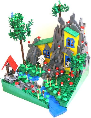 [LEGO] : FABULAND 2420957927_cc6257a49d