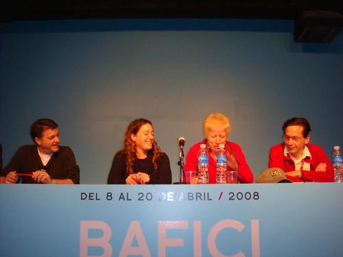 BAFICI 2008: Mesa redonda productores