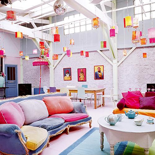 Home Design: Cool Interior Design Inspiration