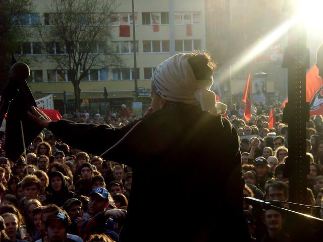 Keny Arkana Berlin Barrio Antifascista