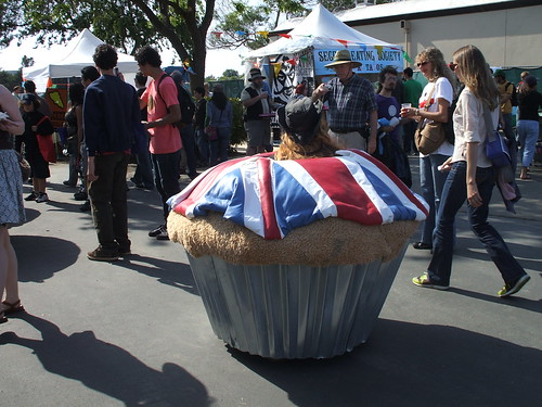 Fancy a Cupcake?