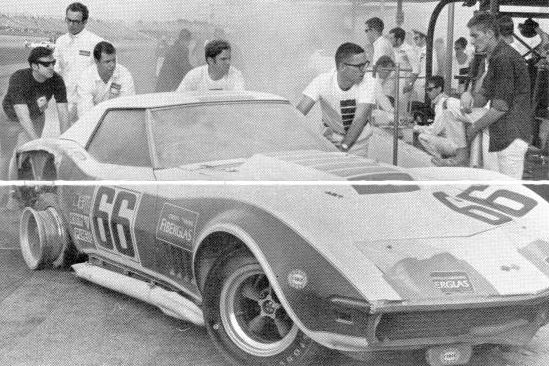 daytona fire-after 1969