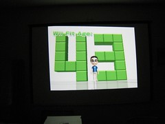 My Wii Fit Age