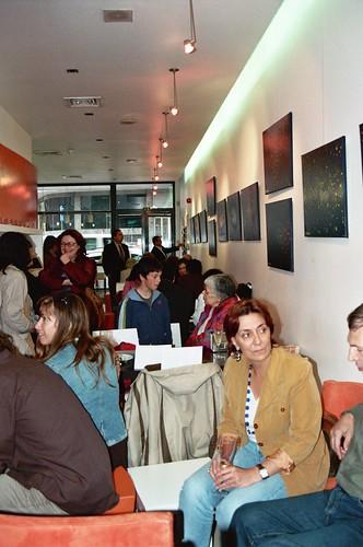 João - exhibit opening