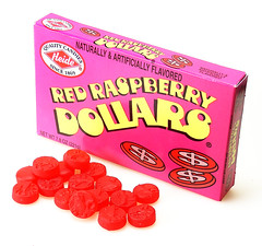 Heide Red Raspberry Dollars