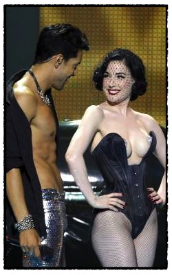 dita at eurovision