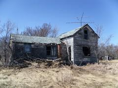 Abandoned (Anthony K.) Tags: old abandoned vintage northdakota unwanted derelict deserted unused